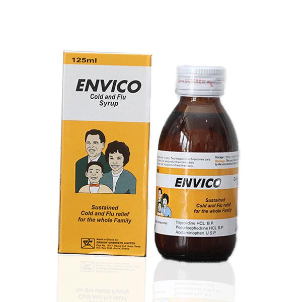 Envico Syrup Image