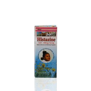 Histazine Syrup Image