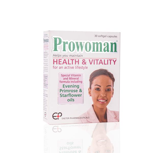 Prowoman Image