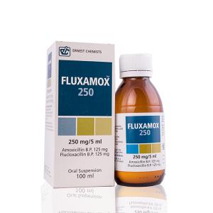 Fluxamox Syrup Image