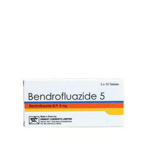 Bendrofluazide Tab. 5mg Image