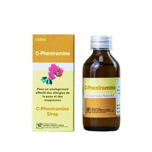 C-Pheniramine Syrup 125ml Image