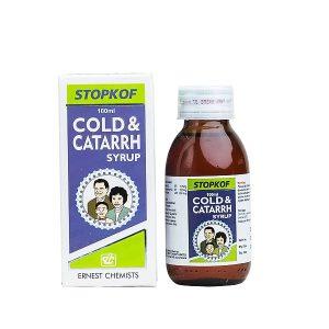 Stopkof Cold & Catarrh Syrup Image