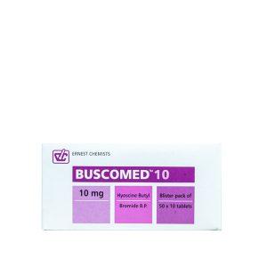 Buscomed Tablet 10mg Image