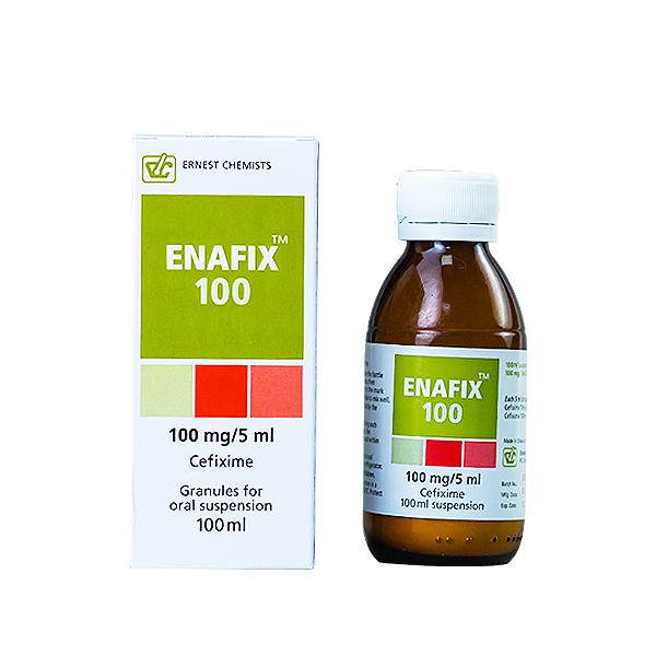 Enafix Susp. 100ml Image