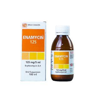 Enamycin Susp. 100ml Image