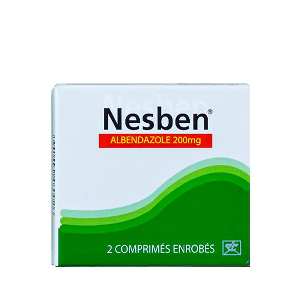 Nesben Albendazole 200mg Image