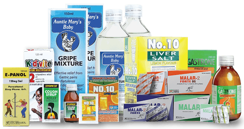 Popular Ernest Chemists Products