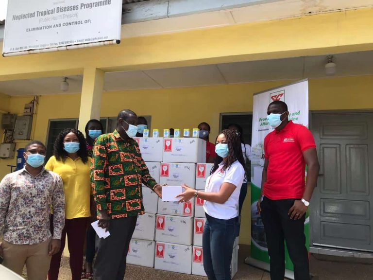 Ernest Chemists supports GHS to treat scabies outbreak